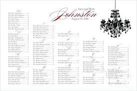 Wedding Layout Generator Wedding Ceremony Seating Chart Template Generator Free Christmas