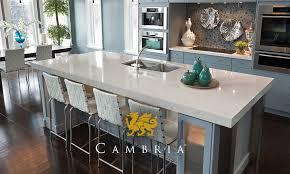 stone kitchen countertops. Cambria Countertops Stone Kitchen A