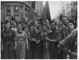 watt prizes recognize outstanding student writing the volunteer anarchists on the streets of barcelona during the spanish civil war