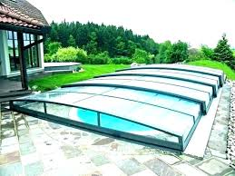 automatic pool covers cost. Unique Cost Retractable Pool Cover Safety Cost Covers  For Pools Automatic Repair Co Motorized  And
