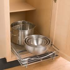 Beautiful Lynk Chrome Pull Out Cabinet Drawers