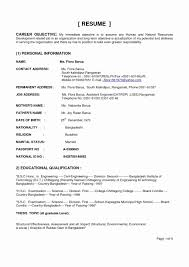 Hvac Resume Objective Examples Statement Engineer Installer Entry