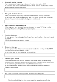 developing students strategies for problem solving figure 6 teacher questionnaire