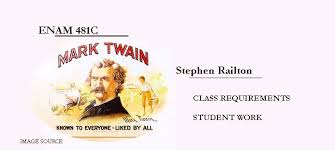 mark twain seminar homepage autobiography of mark twain harper innocents abroad modern library roughing it u cal great short works of mark twain gsw harper