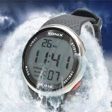 XONIX <b>Fashion Men Sports Watches</b> Waterproof 100m Outdoor Fun ...
