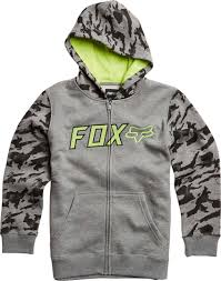fox galatia zip kids hoo clothing grey fox jerseys uk factory
