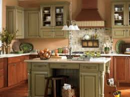 Painting Kitchen Cabinets Ideas With Beautiful Colors | Kitchen .