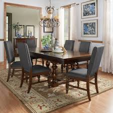 Flatiron Baluster Extending Dining Set by iNSPIRE Q Classic - Free Shipping  Today - Overstock.com - 17190630