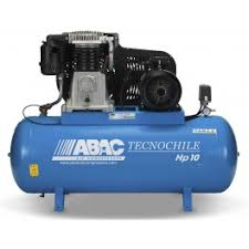 compresor de aire industrial. compresor de aire tecnochile 10 hp - 300 lts. industrial