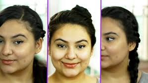 Simple Hairstyles For College 3 Easy And Quick Hairstyle For College Or Office Delhi Fashion
