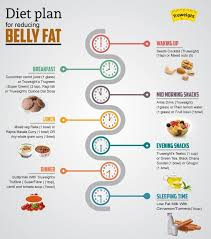 t plan for reducing belly fat