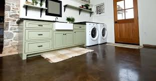 stained concrete floors benefits of refine stained concrete floors stained cement floors diy