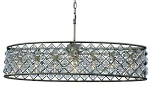 full size of oval fabric shade chandelier contemporary chandeliers crystal with drum drop black glass and