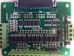 help setup of driver and breakout board bob1898