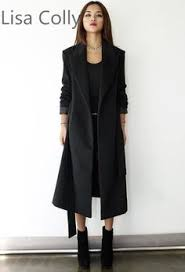 Click to Buy << <b>Lisa Colly Autumn</b> Winter Women loong jackets coat ...