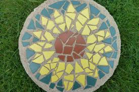 Mosaic Stepping Stones Patterns