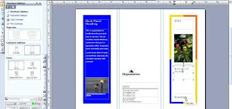 Microsoft Office Publisher 2007 Template Markdavison Me