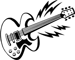 Small Picture Rock guitar coloring pages printable ColoringStar