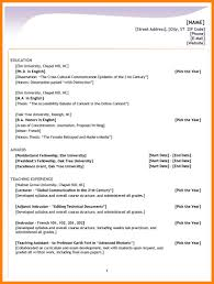 Proper Format For A Resume Extraordinary 48 proper resume format the stuffedolive restaurant