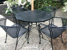 wrought iron outdoor furniture. Fine Outdoor Coolest Antique Woodard Wrought Iron Patio Furniture F29X About Remodel  Perfect For Small Space With On Outdoor D