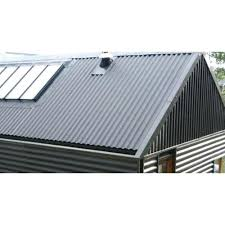 corrugated roofing sheet installation service metal galvanized panels home depot