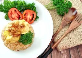 Setelah matang, angkat nasi dari penggorengan. Resep Nasi Goreng Jawa Yang Sederhana Oleh Carl