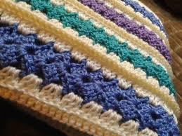 Mile A Minute Crochet Afghan Patterns Cool Easy] MileAMinute Baby Afghan Tutorial
