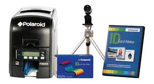 Card Photo With Polaroid Software Single-sided System Entry Maker Id