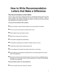 letter of reference definition letters font