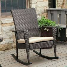 semco patio rocking chair furniture outdoor wicker rocker set all weather chairs white full size of