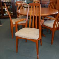 designer danish modern dining room chairs