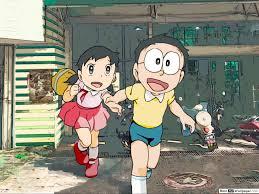 doraemon cartoon ita i uka minamoto wallpaper