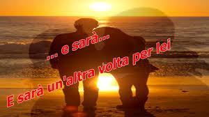 Vasco Rossi Una nuova canzone per lei testo - YouTube