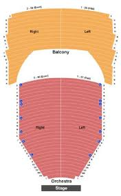 Neal Blaisdell Concert Hall Seating Chart Pilates Reformer