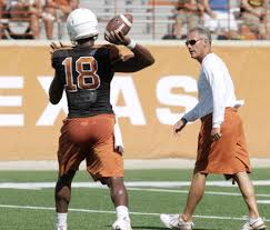 How Charlie Strong Is Changing Course For Texas In Year 2 For