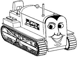Thomas Train Coloring Book Free Coloring Library