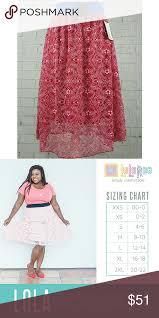 Lularoe Lola Skirt Size Xs Nwt Lularoe Lola Skirt Size Xs