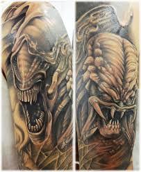 Predator Tattoo Alien Vs Predator Tattoos Predator Tattoo