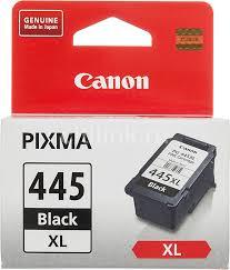 Купить <b>Картридж</b> CANON <b>PG</b>-<b>445XL</b>, черный в интернет ...