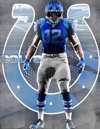 By Concept Cthebeast123 Art On Uniform Colts Indianapolis 2016 Deviantart