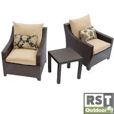 Wicker Patio Cute Patio Furniture Sets Of Three Piece Patio Set Three Piece Outdoor Furniture
