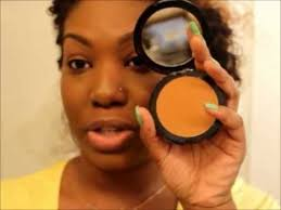 black opal full coverage foundation tutorial
