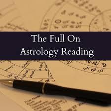 Etsy Birth Chart Full Birth Chart Astrology Reading