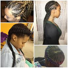 Latest Braids Hairstyle black women hairstyles haircuts and hairstyles for 2017 hair 1338 by stevesalt.us