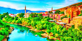 Bosna Hersek Gezilecek Yerler