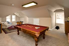 Attic Games Room