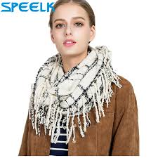 Designer Head Wraps Us 7 12 43 Off Brand New Women Plaid Scarves Women Designer Cashmere Scarf Shawls And Wraps Long Foulard Head Scarves Wholesale In Womens Scarves