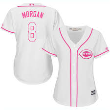 Authentic amp;tall Shop Womens Shipping Jersey Cincinnati Replica Mlb Morgan Free Reds Joe Big Youth