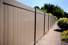 brown vinyl fence panels. Privacy Fence Panels With Best Brown Design Vinyl V