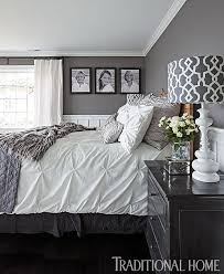 traditional furniture traditional black bedroom. an antique bed is outfitted with coverings from tjmaxx target and z gallerie in this gray bedroom photo john granen design kristi spouse traditional furniture black